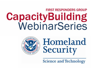 First Responders Group Capacity Building Webinar Series