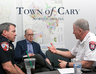 Cary, NC - Smart City Case Study
